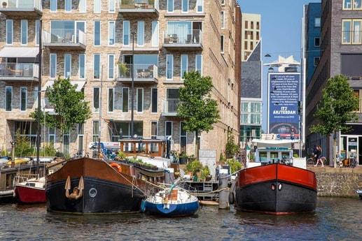 Houseboat 566 Amsterdam photo 2