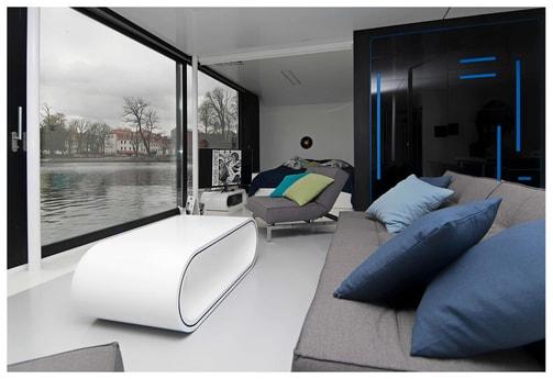 Houseboat 582 Bydgoszcz photo 2
