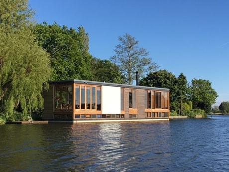 Houseboat 585 Nederhorst Den Berg photo 1