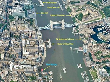 Woonboot 592 Londen foto 42