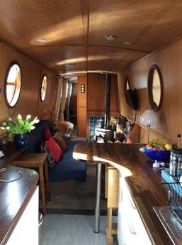 Woonboot 596 Londen foto 1
