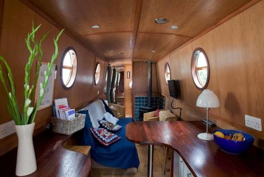 Woonboot 596 Londen foto 0