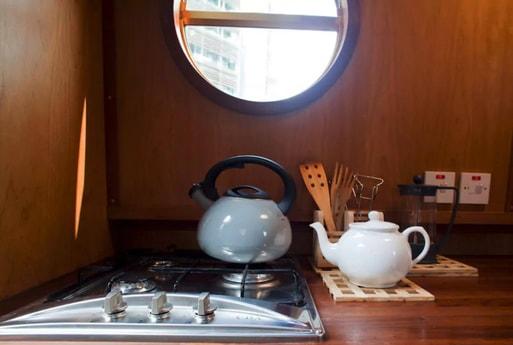 Woonboot 596 Londen foto 8