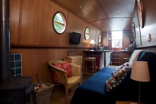 Woonboot 596 Londen foto 5
