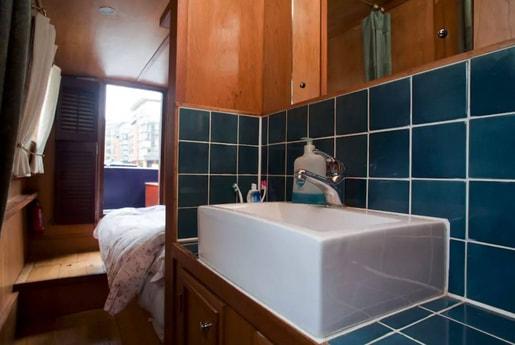 Woonboot 596 Londen foto 2