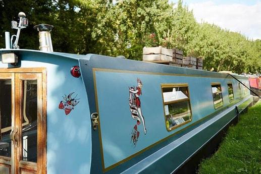 Houseboat 599 London photo 0