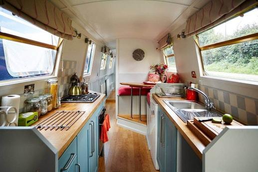 Houseboat 599 London photo 6