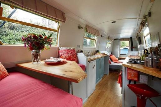 Houseboat 599 London photo 5