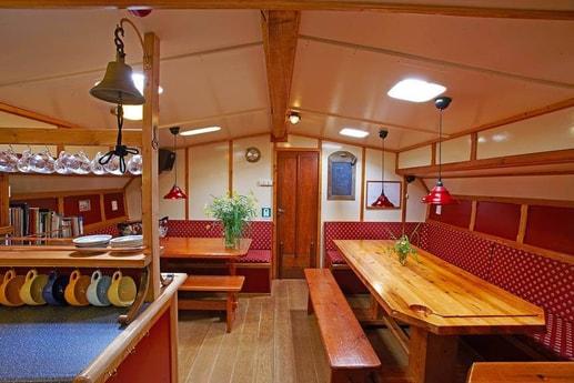 Houseboat 639 Enkhuizen photo 6