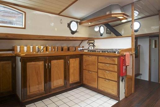 Houseboat 646 Enkhuizen photo 6