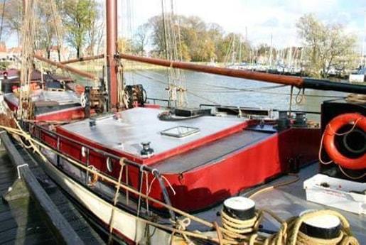 Houseboat 649 Enkhuizen photo 6