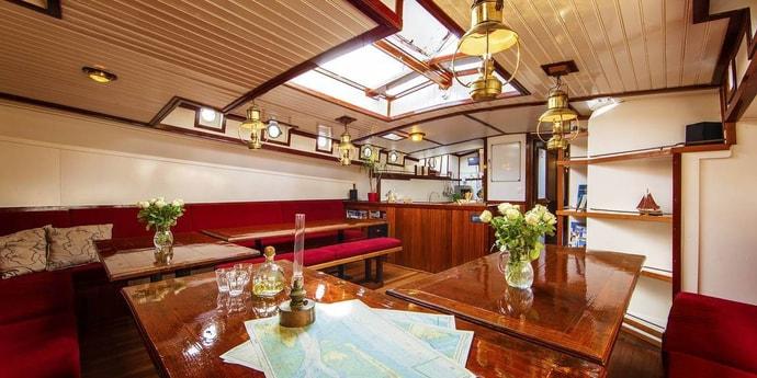 Houseboat 650 Harlingen photo 8