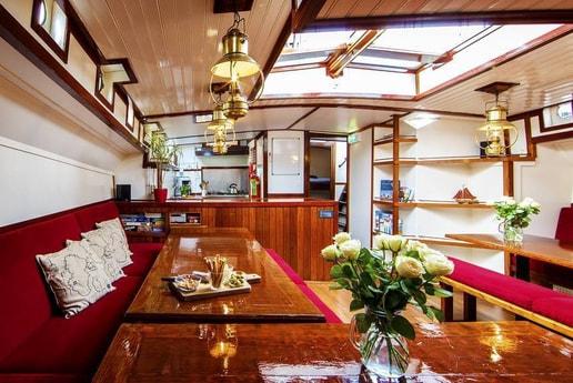 Houseboat 650 Harlingen photo 9
