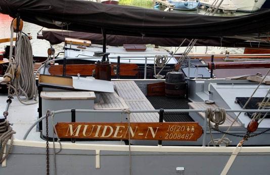 Hausboot 652 Amsterdam Foto 3