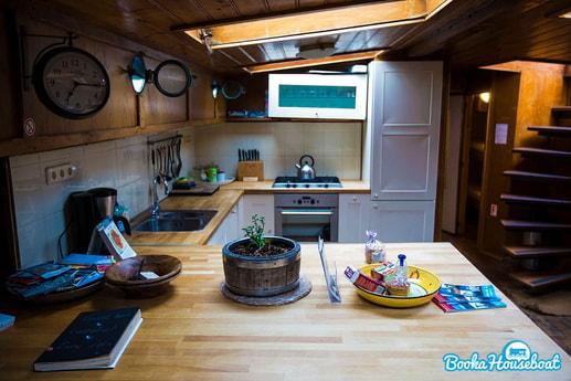 Hausboot 690 Amsterdam Foto 15