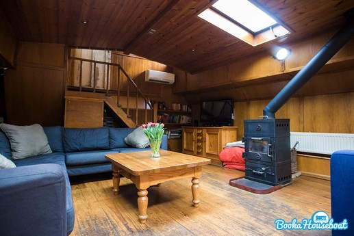 Hausboot 690 Amsterdam Foto 13