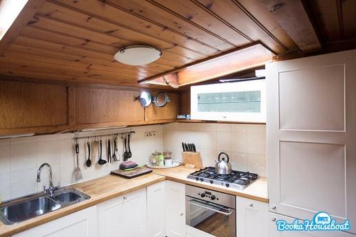 Hausboot 690 Amsterdam Foto 11