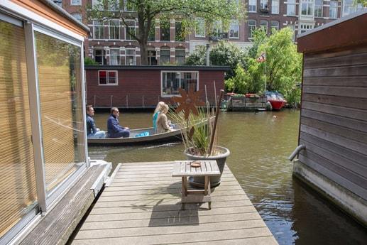 Houseboat 731 Amsterdam photo 2