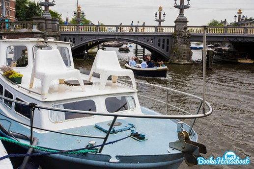 Houseboat 750 Amsterdam photo 0