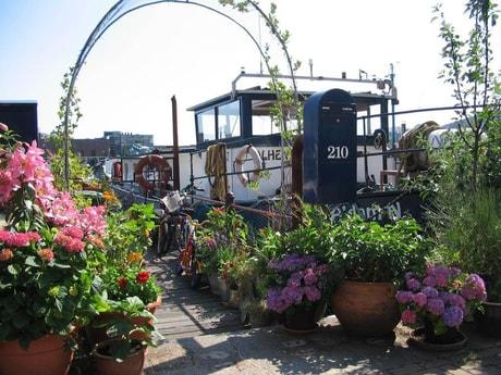 Houseboat 754 Amsterdam photo 0