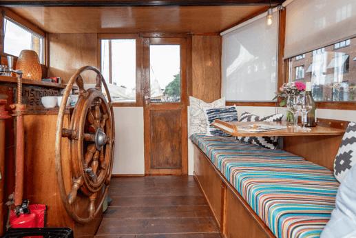 Houseboat 778 Amsterdam photo 1