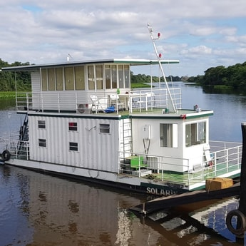 Houseboat 789 Poconé photo 0