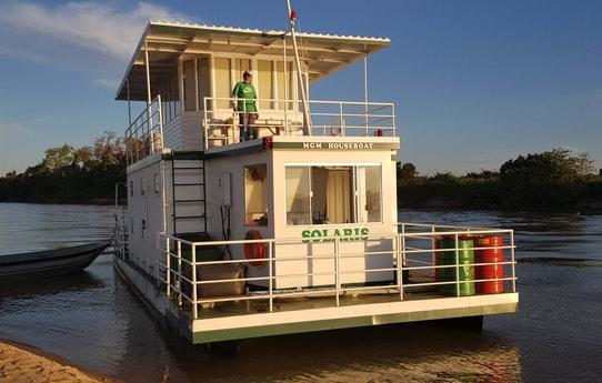 Houseboat 789 Poconé photo 3