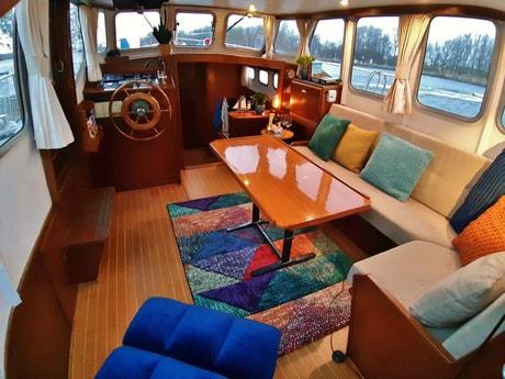 Woonboot 808 Amsterdam foto 0