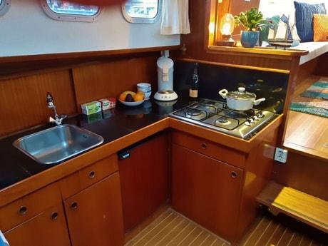 Woonboot 808 Amsterdam foto 6