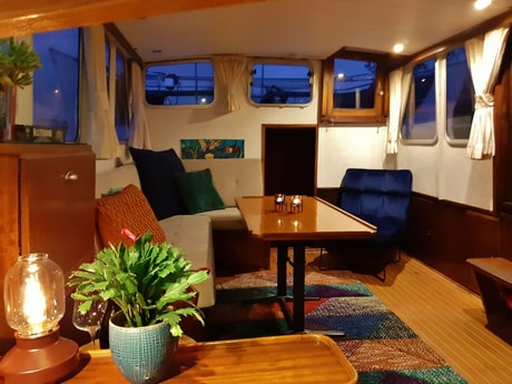 Woonboot 808 Amsterdam foto 4