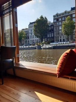Woonboot 835 Amsterdam foto 1