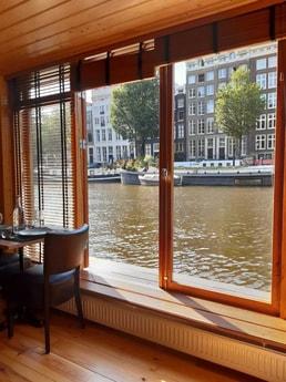 Woonboot 835 Amsterdam foto 4