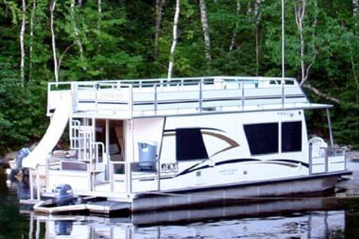 Houseboat 83 Crane Lake photo 0