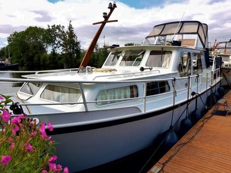 Motor yacht Amstelle
