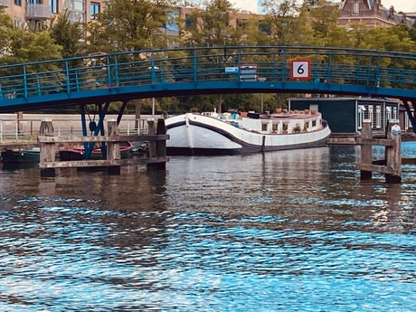 Houseboat 845 Amsterdam photo 6