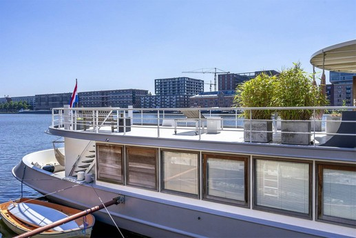 Your ultimate ship experience in Amsterdam!