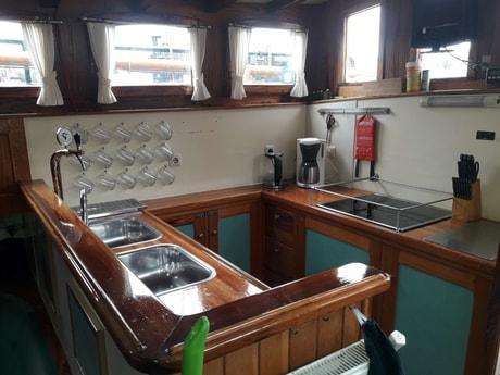 Houseboat 880 Enkhuizen photo 1