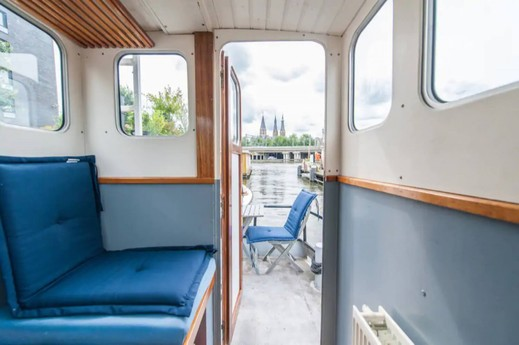 Houseboat 883 Amsterdam photo 12