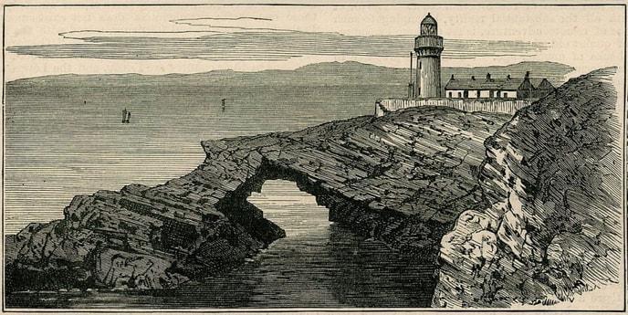 Lighthouse 11 Bressay photo 2