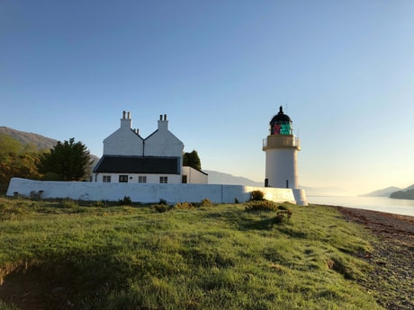 Point Lighthouse and Lodge