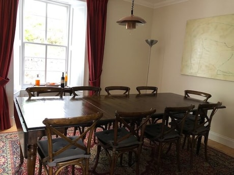 Dining room - seats 10