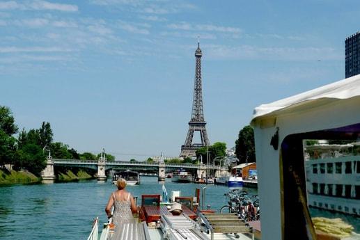 River trip 12 Paris photo 0