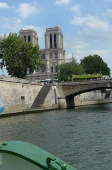 River trip 12 Paris photo 1