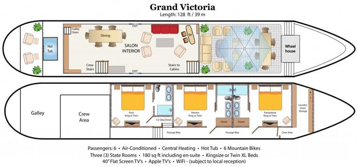 The Grand Victoria Floor Plan