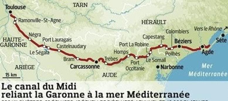 River trip 20 Carcassonne photo 4