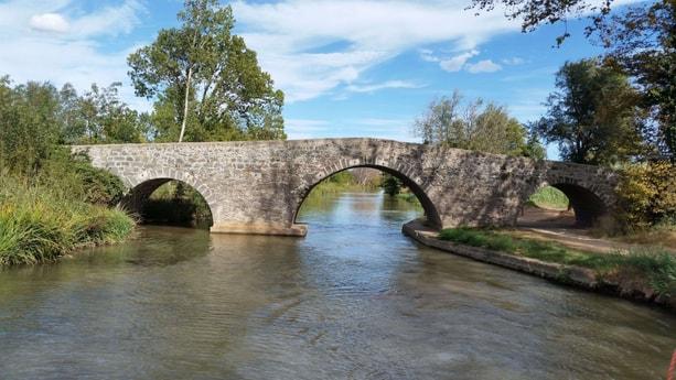River trip 20 Carcassonne photo 5