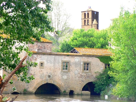 River trip 20 Carcassonne photo 15