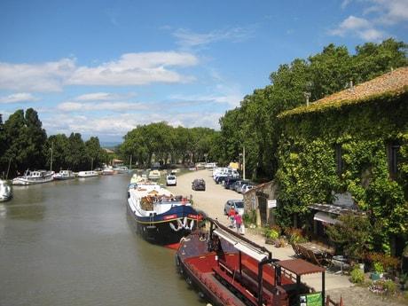 River trip 20 Carcassonne photo 16