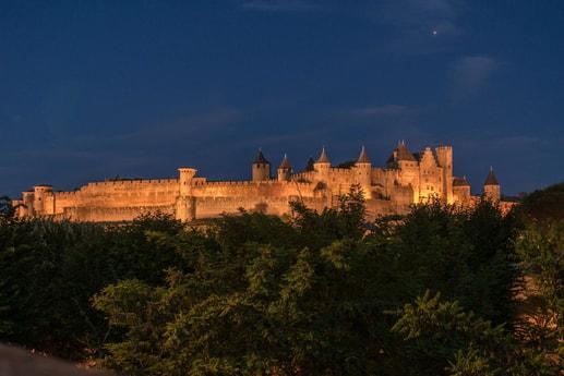 River trip 20 Carcassonne photo 12