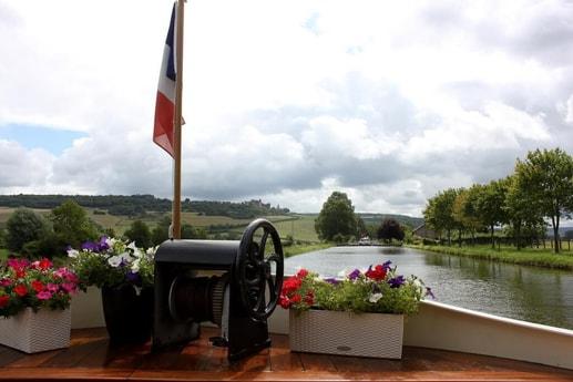 River trip 21 Dijon photo 1